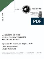 Advanced Wing Design