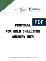 Gold Challenge 1 (Sem 1)