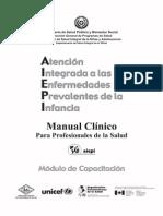 Manual AIEPI para profesionales