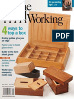 Fine Woodworking #225