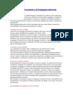 Modelo Heteroestructurante y La Pedagogía Tradicional