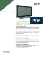 Factsheet SMART Interactive Display Overlay Education ENG