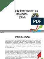 Sistema de Informacion Mercados