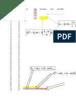 Suavización Exponencial Doble - Ejemplo en Clase