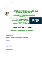 Antologia de Derecho Civil IV Irma Nora 1