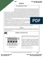 HPC Code Book Catalog