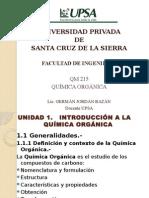 Tema 1.1 Generalidades