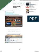 Internet Gratis en El Mundo Hack Redes Wifi 2015 - Taringa!