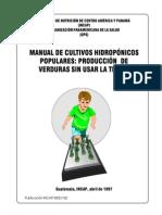 Manual de Cultivos Hidroponicos