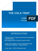 The Cola Trap