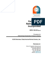 National Fenestration Rating Council Incorporated NFRC 100-2014