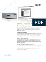 Factsheet SMART Hub PE 260 ENG