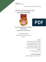 Reporte de Examen Unidad 1