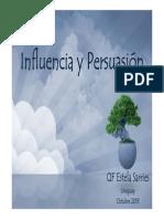 El Arte de La Influencia, Notas de Persuasión
