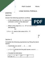 Math Grade9