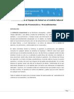 Manual Prevencion Violencia Laboral