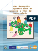 Cambio Demografico Social Venezuela Al Milenio