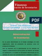 ADMINISTRACION DE INVENTARIOS sesion 9.ppt