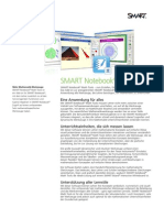 Factsheet SMART Notebook Math DE