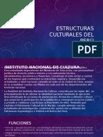 Estructuras Culturales Del Perú