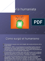 Teoria Humanista Del Aprendizaje