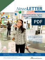 LS Retail Newsletter Jan 2012