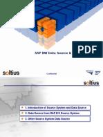 SAP BW DataSource