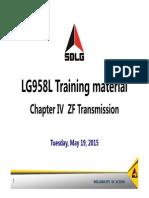 02 Transmission System LG958L