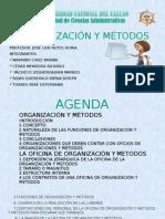 Organizacion y Metodos de Racionalizacion Corregido