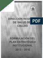 Pei 2013-2016 Diresa Callao