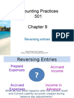 3. Powerpoint - Reversing Entries