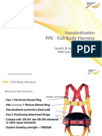 PPE - Safety Harness