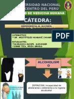 Dependencia Al Alcoholismo