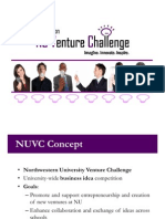 NUVC Brief Presentation to Classes, 2010