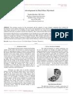 Advance Development in Dual Mass Flywheel