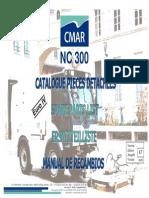 Manual Recambis Cmar Nc300