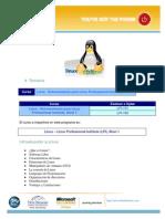 Temario de Linux