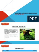 Southern Travels - Gangtok Darjeeling Tour Package