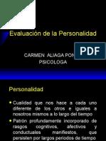 8 Evaluacion de La Personalidad