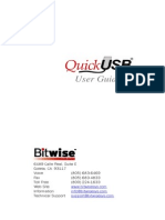 QuickUSB User Guide v2.11.41