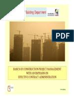 DM Construction Claims