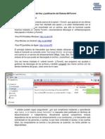 Uso, Justificación y Guía del Sistema Torrent + Manifiesto En PDF