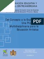 Volumen 34 -  Del Concepto a la Expresión Una Propuesta Multidisciplinaria para la Educación Artístic.pdf