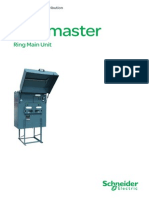Celda Compacta de Distribucion Secundaria Ring Master