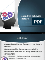 Cognitive behavior therapy.ppt