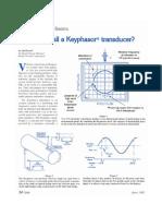 Why Install Keyphasor