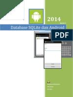 SQLite Dan Android Revisi 2