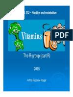 B Vitamins 2015 RK Part B Full Slides