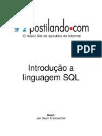 SQL Apostila Boa Para Curso