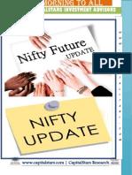CS NIFTY MARKET NEWS Updated – 15 OCT 2015